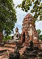 Templo Mahathat, Ayutthaya, Tailandia, 2013-08-23, DD 08.jpg