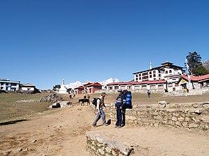 Tengboche - Village of Tengboche