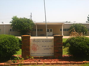 Tensas Parish, Louisiana - Tensas Academy in St. Joseph opened in 1970.