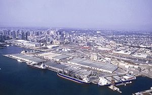 Port of San Diego - Port of San Diego Tenth Avenue Marine Terminal