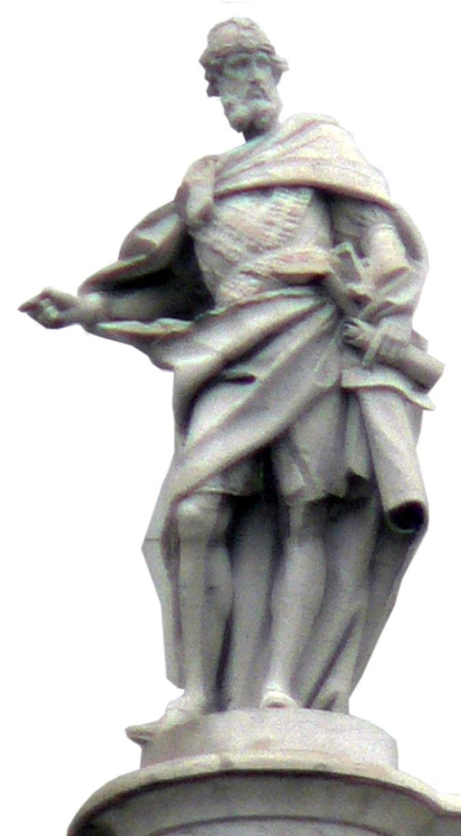 Teodomiro rey suevo-570-ret