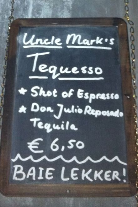Tequesso U2013 Tequesso Sign Outside Mr. Mofongo Distillery, Groningen,  Netherlands Tequesso U2013 A Tequesso Served At The Skybar Of The Cristobal  Tower Hotel In ...