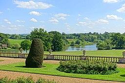 Terrace Gardens - Bowood House - Wiltshire, England - DSC00768