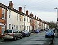 Terraced houses in Lime Street, Penn Fields, Wolverhampton - geograph.org.uk - 1735521.jpg