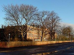 39 (Skinners) Signal Regiment - Regimental Headquarters in Horfield, Bristol