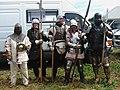 Tewkesbury Medieval Festival 2010 - Reenactors.jpg
