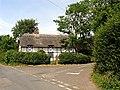 Thatched Cottage near Upper Basildon - geograph.org.uk - 20625.jpg