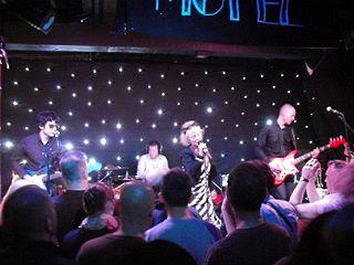 The Primitives British indie pop band