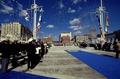 The 1987 dedication of the Navy Memorial on Pennsylvania Avenue in Washington, D.C LCCN2011632668.tif