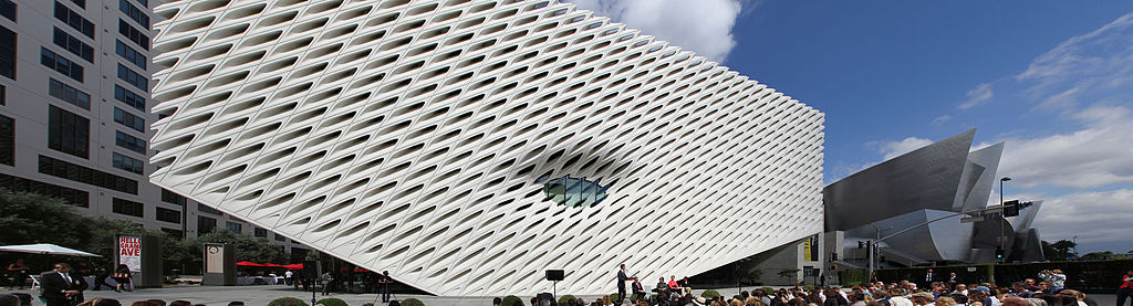 Le Broad Museum Preview ( 21658765245 )