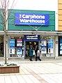 The Carphone Warehouse - Junction 32 - geograph.org.uk - 1167519.jpg