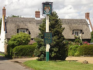 Hainford - Image: The Chequers