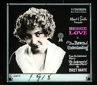 <i>The Dawn of Understanding</i> 1918 silent Western film by David Smith