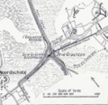 The Drie Grachten (Three Canals) bridgehead, 1917.png
