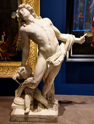 Christophe Veyrier - The Dying Achilles Statue. By Christophe Veyrier. Marble, circa 1683 CE. From Toulon, France. The Victoria and Albert Museum, London