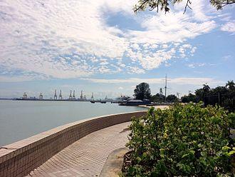 Esplanade, Penang - Image: The Esplanade, George Town, Penang (3)