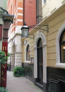 The George and Vulture, Castle Court - City Of London. (4793266343).jpg