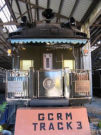 Gold Coast Railroad Museum - Image: The Gold Coast Railroad Museum 02