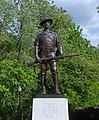 The Hiker (Kitson) in Morristown New Jersey jeh.jpg