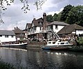 The Jolly Farmers, River Wey, Guildford, Surrey - geograph.org.uk - 482583.jpg