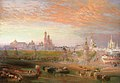 The Kremlin, Moscow by John Cooke Bourne.jpg