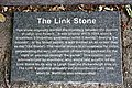 The Link Stone plaque - geograph.org.uk - 1327238.jpg