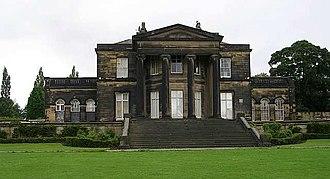 Armley Park - Mansion at Armley Park