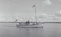 The Mission boat, 'Messenger', leaving Aklavik for Fort McPherson - N-1979-050-0017 (cropped).jpg
