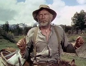 Millard Mitchell - Millard Mitchell in The Naked Spur (1953)