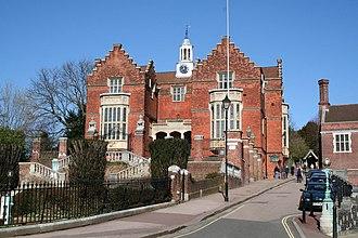 Arthur Evans - Harrow School