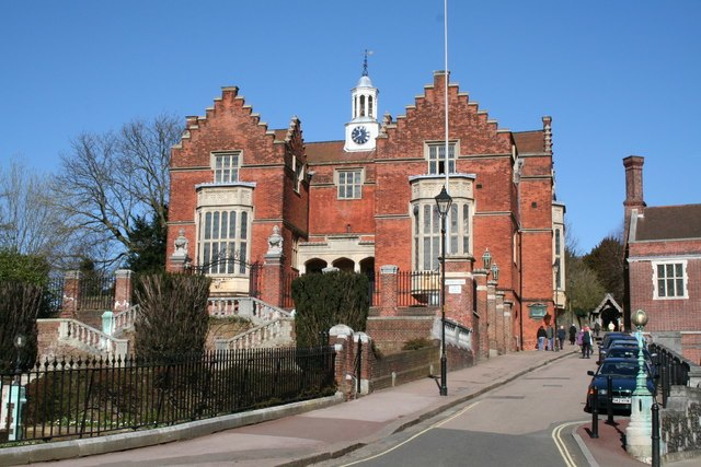 The Old Schools, Harrow on the Hill, Middlesex - geograph.org.uk - 364722
