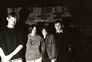 The Pastels - The Pastels in Tokyo, early 1990s