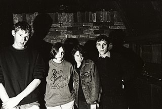The Pastels Scottish indie rock band