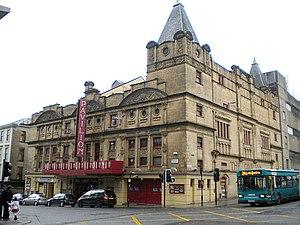 Pavilion Theatre (Glasgow) - Image: The Pavilion geograph.org.uk 1765987