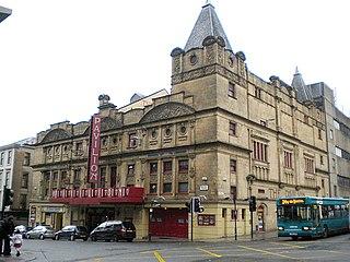 Pavilion Theatre (Glasgow) theatre in Glasgow, Scotland