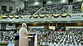 The Prime Minister, Shri Narendra Modi addressing the gathering on the occasion of the Platinum Jubilee of the Daily Thanthi, in Chennai on November 06, 2017 (2).jpg