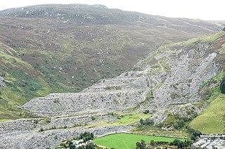 Penmachno quarry