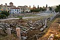 The Roman Agora with the Tower of Winds on July 21, 2019.jpg