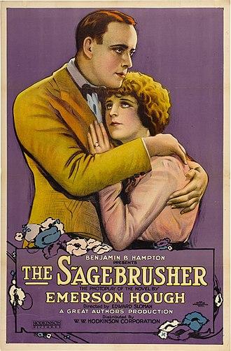 Edward Sloman - The Sagebrusher (1920)