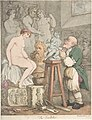 The Sculptor -Preparations for the Academy, Old Joseph Nollekens and his Venus- MET DP808269.jpg