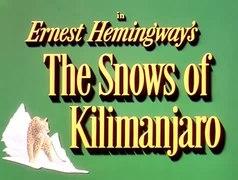 File:The Snows of Kilimanjaro (1952).webm