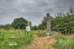Castlekeeran - Image: The South Cross