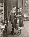 The Test of Honor - John Barrymore and Constance Binney Staring at Each Other 1919.jpg