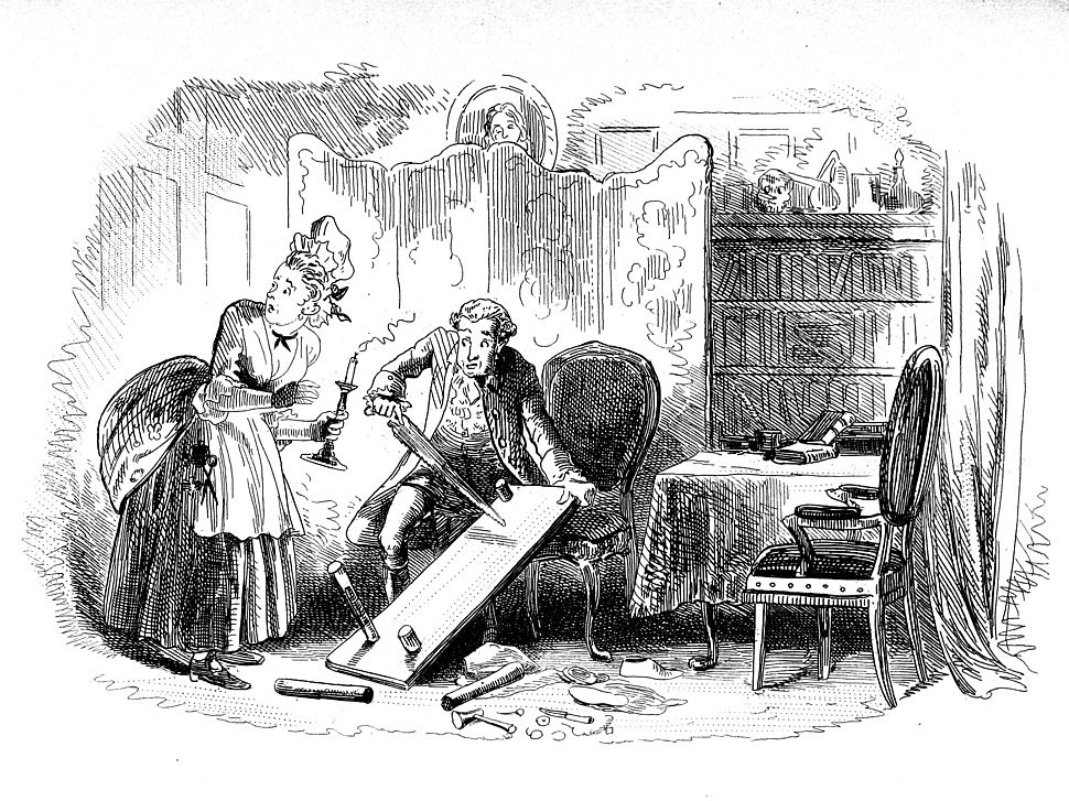 The Writings of Charles Dickens v20 p202 (engraving)