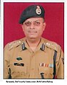 The awardee of President's Police Medal for Gallantry, Shri Harananda, Chief Security Commissioner, North Central Railway, Allahabad.jpg
