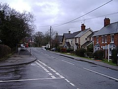 The centre of Minety - geograph.org.uk - 302193.jpg
