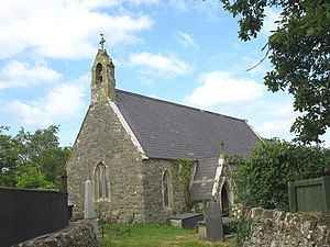 The former St Deiniol's Church, Llanddaniel Fab.jpg