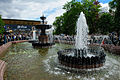 The fountain in the park. (7188963372).jpg