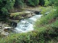 The lower falls - geograph.org.uk - 1472829.jpg
