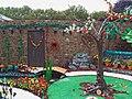The plasticine garden at RHS Chelsea flower show - geograph.org.uk - 1314771.jpg